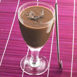 Booster Chocolate Creamy dessert