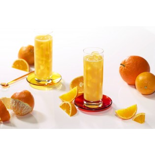 Orange Flavoured and Collagen Cold Drink Bottle
