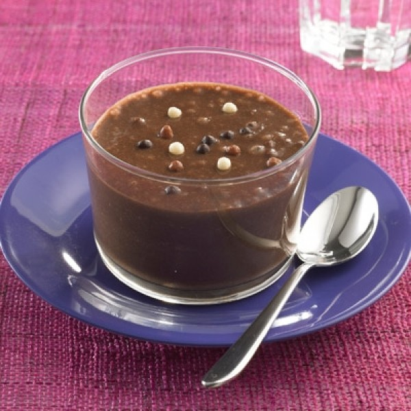 Booster Chocolate Crunchy and Creamy dessert