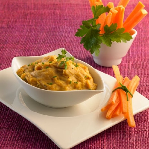 Booster Smooth carrot puree