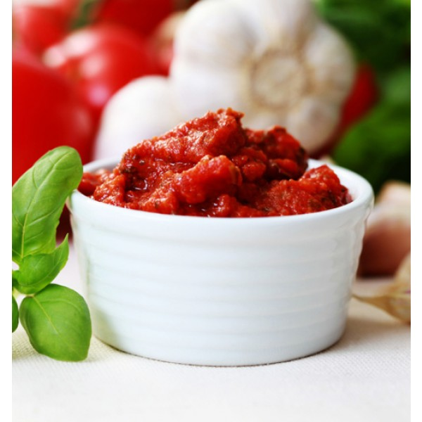 Tomato flavour sauce