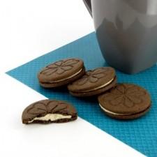 Biscuit arôme crème et cookie