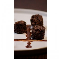 Bouchées saveur chocolat