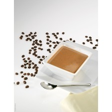 Coffe Creamy pudding