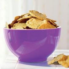 Chips de soja crème oignons
