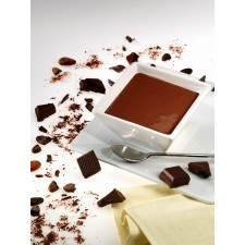 Dark Chocolate Creamy pudding