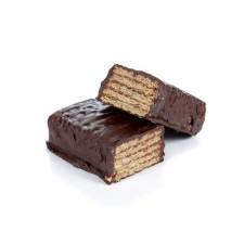Gaufrette enrobée arôme chocolat