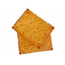 Biscuits façon petit beurre saveur noix de coco et amandes